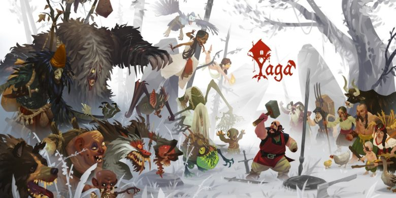 Yaga Review for Steam