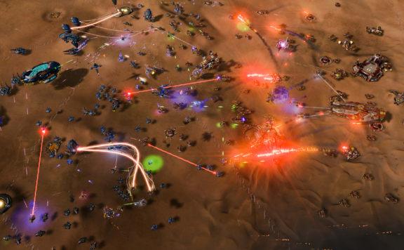 Ashes Of The Singularity: Escalation 3.0
