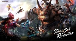 Blade & Soul Revolution Release Date artwork picture