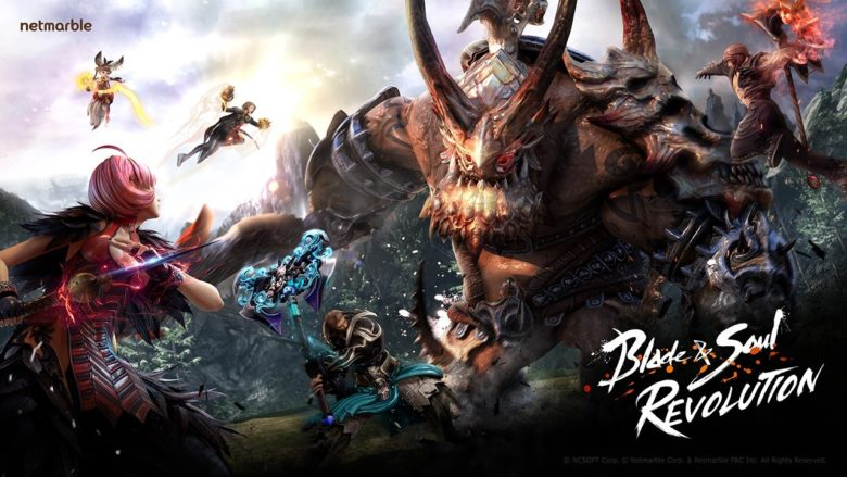 blade & Soul Revolution developer Q & A