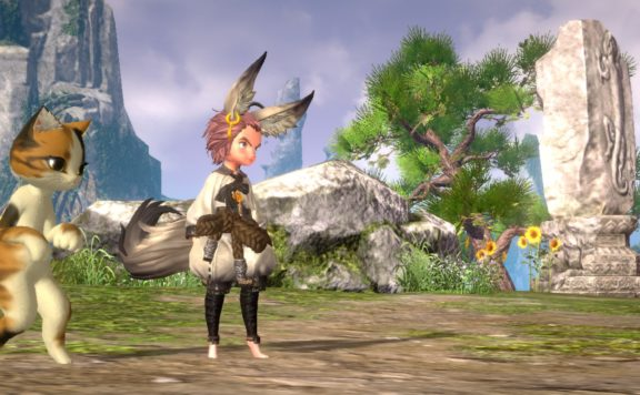 blade & soul preview