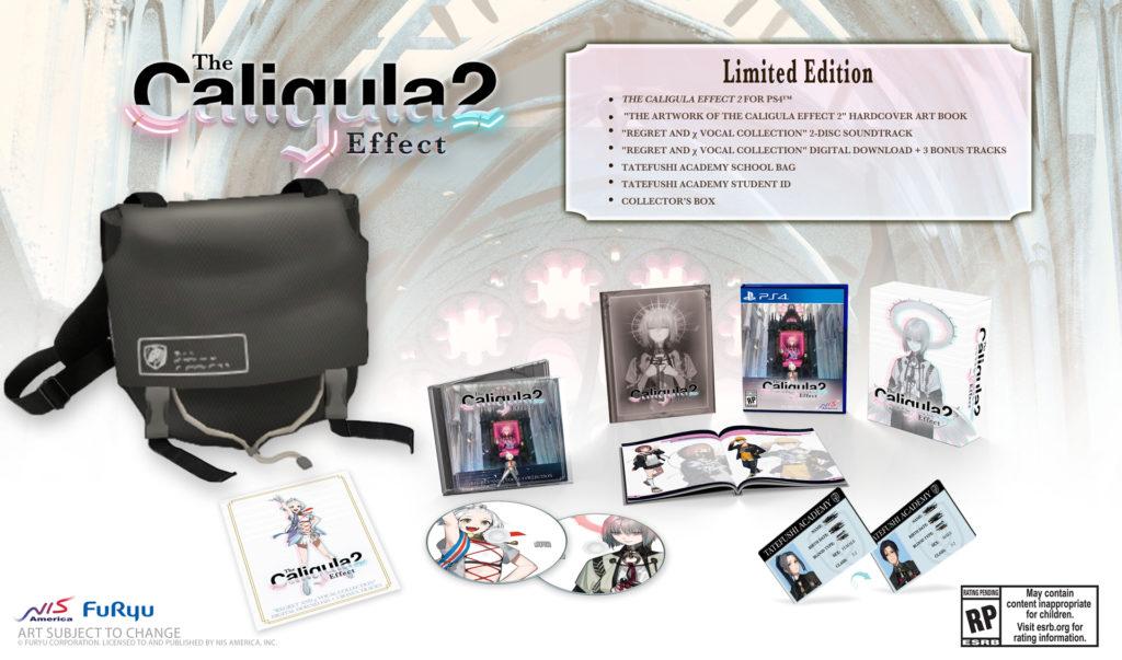 caligula effect 2 collectors edition