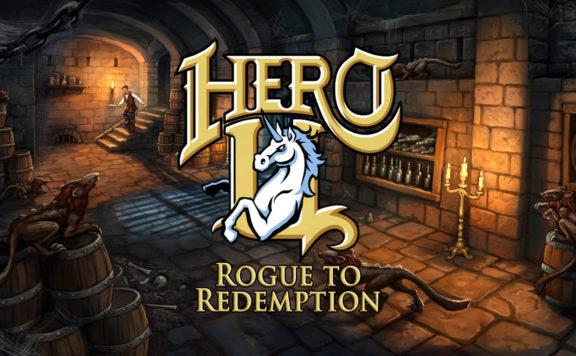 Hero-U: Rogue To Redemption Switch Banner