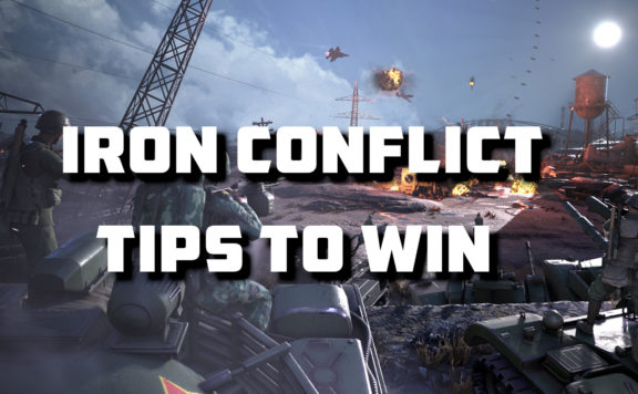 iron conflict tips