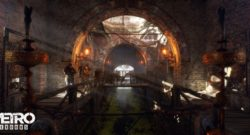 Metro Exodus Is Getting An Enhanced Edition and this is a screenshot of it