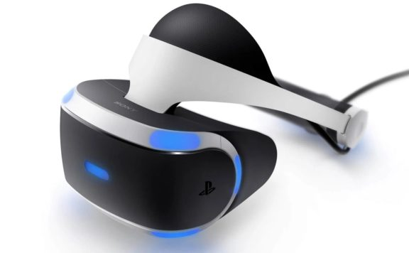 a picture of a psvr headset