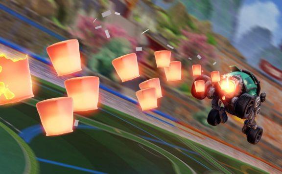 rocket league lucky lantern