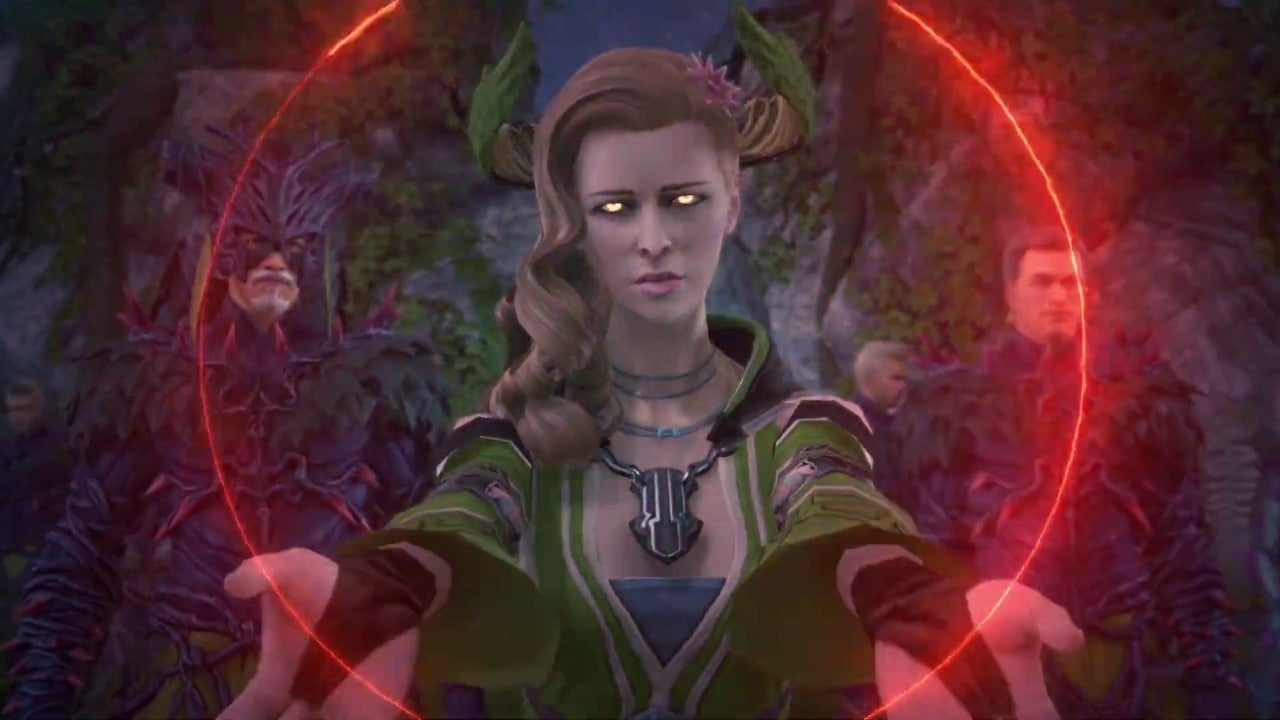 Image from Skyforge trailer for Switch.