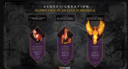 Ashes of Creation - Alpha One Postponed
