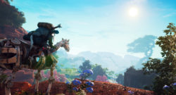 BioMutant - Devs Shared a New Combat Trailer