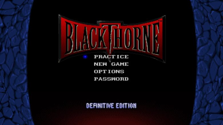Blackthorne Review