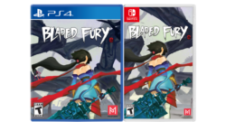 Bladed Fury Comes to Consoles March 25