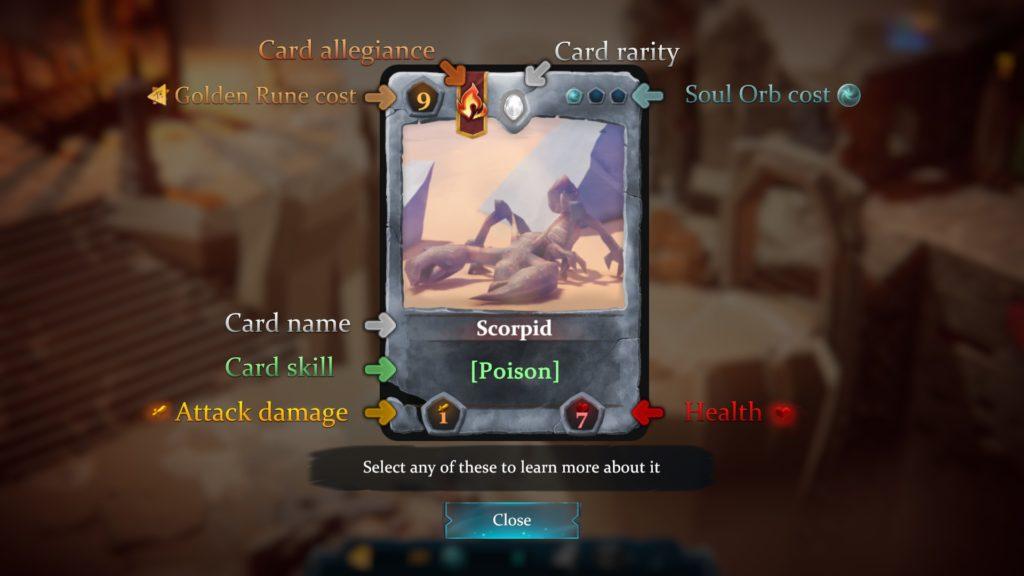 Cardaclysm Card Breakdown