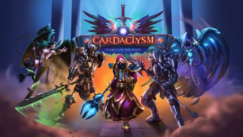 Cardaclysm Key Banner