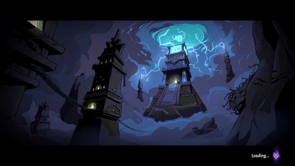 Curse Of The Dead Gods Load Screen
