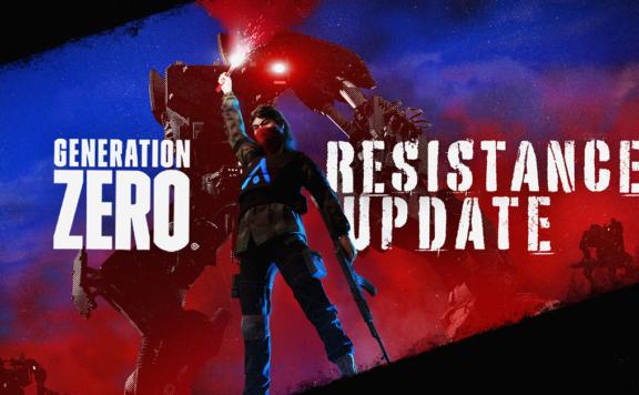 Generation Zero - Resistance Update Trailer