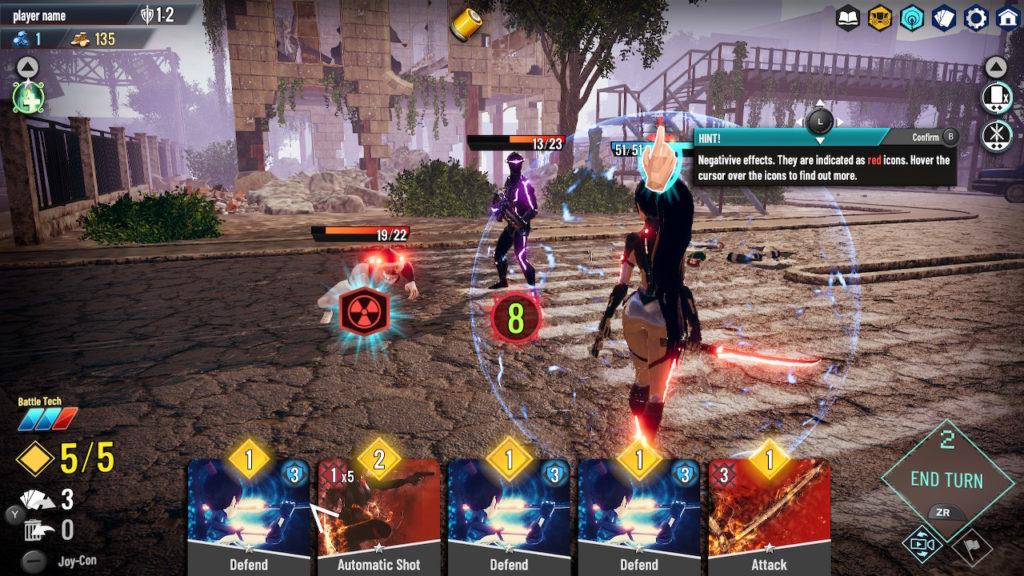 Neoverse Switch Battle Round