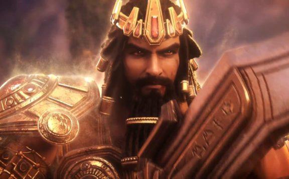 SMITE Shared Gilgamesh Cinematic Trailer