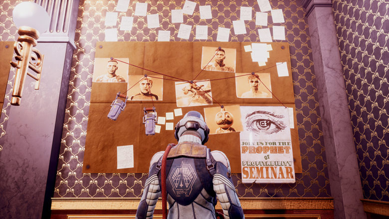 The Outer Worlds Murder on Eridanos DLC Now Available