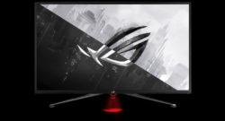 Asus Strix XG43UQ gaming monitor picture