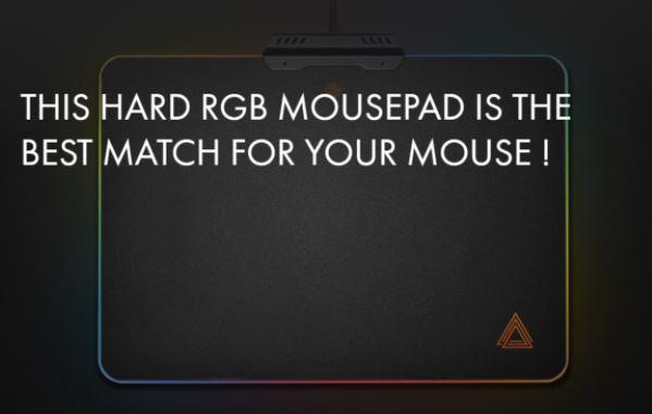b5 hard mouse pad