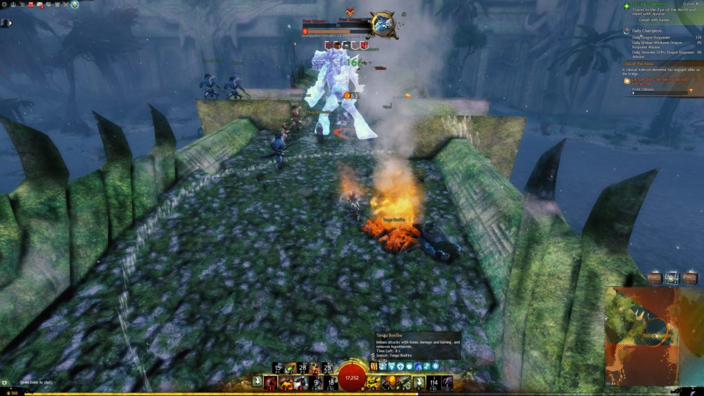 The Icebrood Saga Episode Five Balance rewards Dragonslayer murderous ice cube
