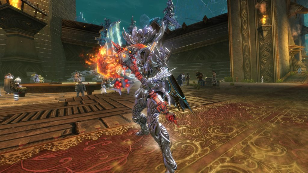 The Icebrood Saga Episode Five Balance rewards Dragonslayer axe