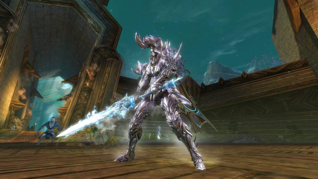 The Icebrood Saga Episode Five Balance rewards icey sword