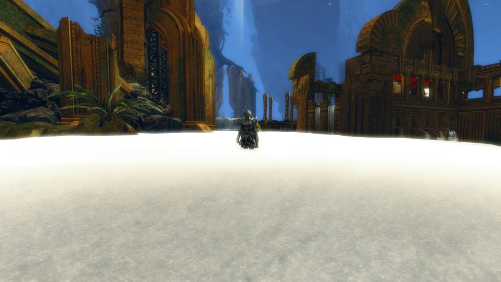 The Icebrood Saga Episode Five Balance ice sheet placed into a guild hall picture