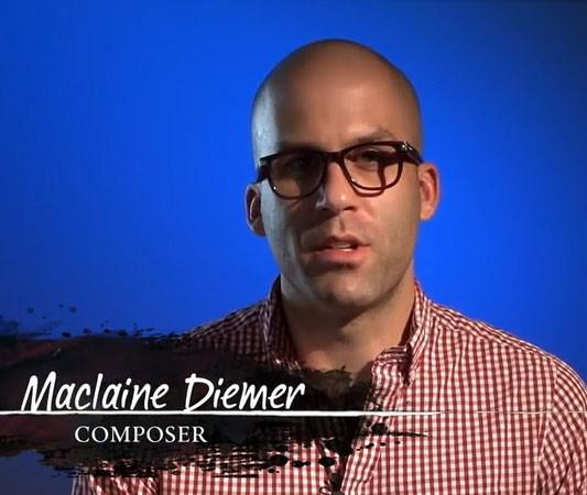 Maclaine Diemer headshot