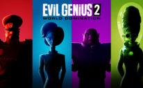 Evil Genius 2 - Voice Cast Announced