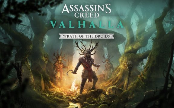AC Valhalla - Wrath of The Druids Delayed to May 13