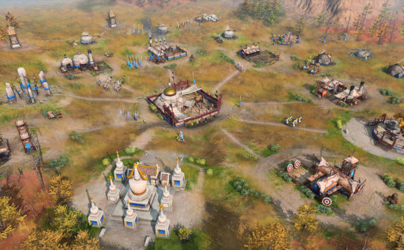Age of Empires IV - Check Out The Official Gameplay Trailer