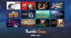 Check Out Humble Choice For April 2021