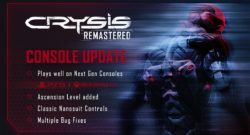 Crysis Remastered Got Next Gen Upgrade