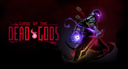 Curse of the Dead Gods Announces Dead Cells Crossover