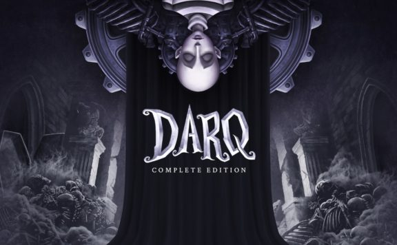 DARQ Complete Edition Key Art