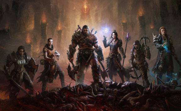 Diablo Immortal New Closed Alpha Test Announced