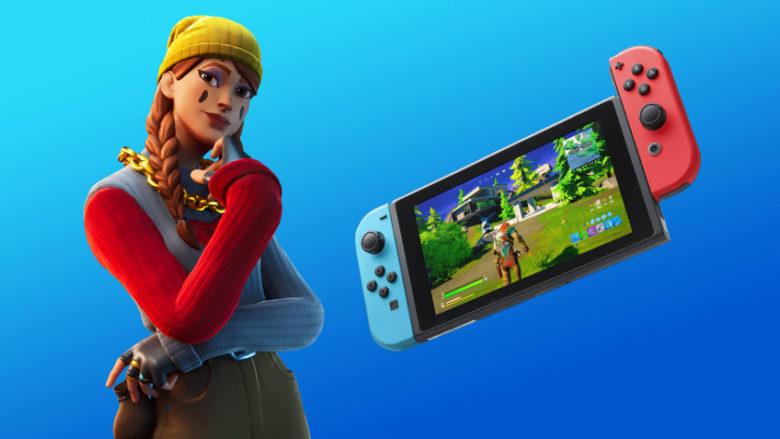 Fortnite - Nintendo Switch Version Got a Visual Update