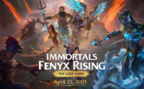 Immortals Fenyx Rising - The Lost Gods Arrive on April 22