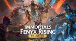 Immortals Fenyx Rising - The Lost Gods Arrive on April 22
