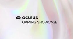 Oculus Gaming Showcase