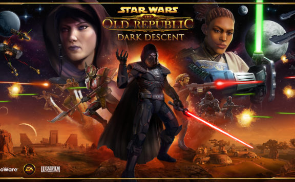 SWTOR The Dark Descent Is Now Live