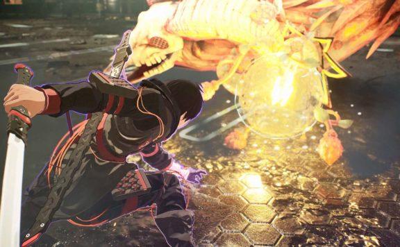 Scarlet Nexus Shows Off Battle Highlights