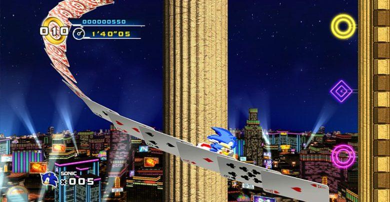 Sega Casino DS 1