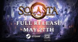 Solasta Crown of the Magister Leaves Early Access on May 27