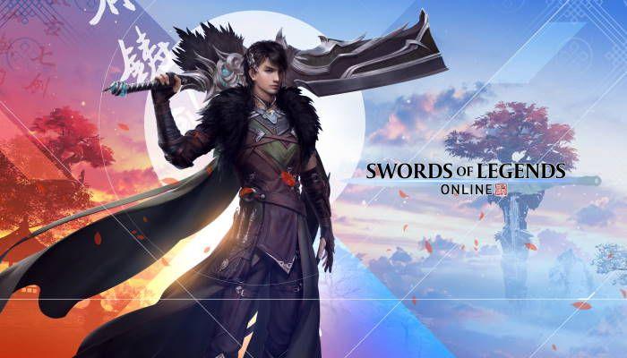Swords of Legends Online - Check Out The Berserker