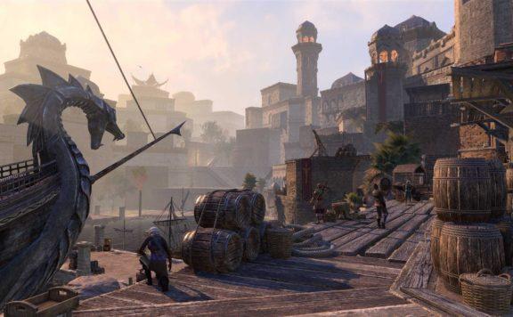 The Elder Scrolls Online - Console Enhanced Preview