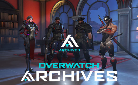 The Overwatch Archives Are Back!