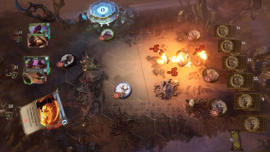 Trials Of Fire Screenshot Combat